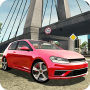 icon Car Simulator Golf