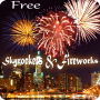 icon Skyrockets & Fireworks Livewallpaper Free