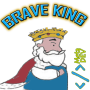 icon Brave King