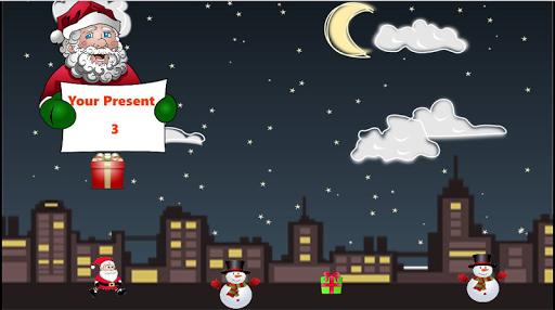 Run, Santa Claus, Run