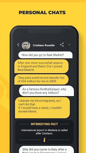 Football Stars Chat