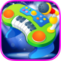 icon Kids Piano & Drums Games FREE