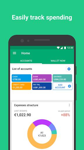 Wallet - Money, Budget, Finance Tracker, Bank Sync