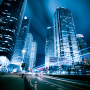 icon City Night Live Wallpaper