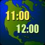 icon World Clock Widget 2017 Free