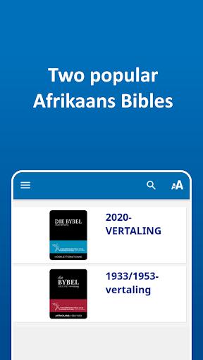 Bible in Afrikaans - 1933/1953- & 2020 translation