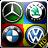 icon Quiz Cars Logos HD 2.2.8