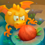 icon Fantasy maze rolling ball