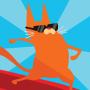 icon Cat Tsunami: Surf's Up