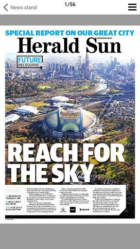 Herald Sun/Sunday HS Edition