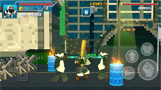 Block Wars Survival Games