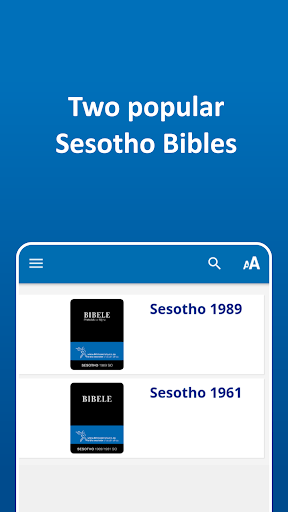 The Bible in Sesotho - Southern Sotho Bibles