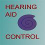icon Hearing Aid Control