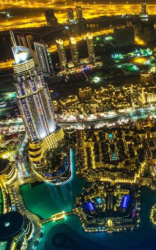 Dubai Live Wallpaper