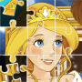 icon Princess Puzzles and Painting