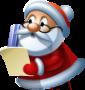 icon Free Christmas List