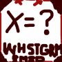 icon X = ? - Mental Arithmetic Game