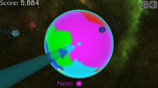 Space Blobs