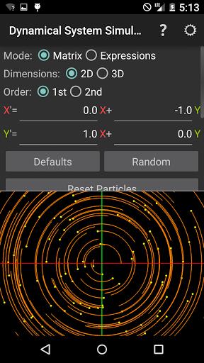 Dynamical System Simulator