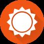 icon AccuWeather for Google TV