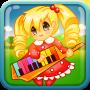 icon Funny Baby Piano