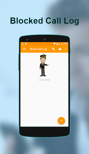 Block Incoming calls - Call Blocker