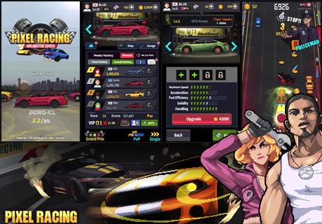 Pixel Racing