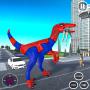 icon Extreme City Dinosaur Smash Battle Rescue Mission