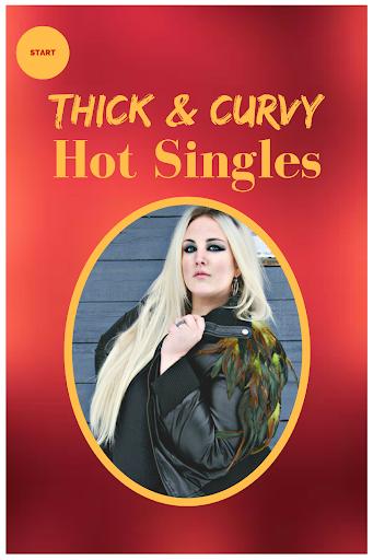 Thick & Curvy Hot Singles