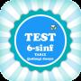 icon 6-sinf TARIX QADIMGI DUNYO. Umumiy testlar