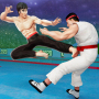 icon Tag Team Karate Fighting Games: PRO Kung Fu Master