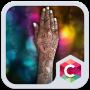 icon Tatoo Art Theme C Launcher