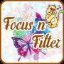 icon Focus n Filter - Name Art