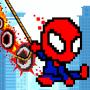 icon Rope Pixel Master - Rescue Hero Academy