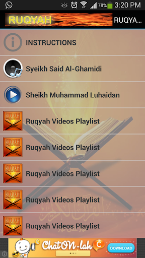 Terapi Ruqyah