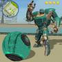 icon Futuristic Robot Ball Transform Battle City