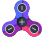 icon Fidget Spinner - Best on Play Store