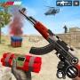 icon Real Shooting Gun Strike Counter Attack:3D Shooter