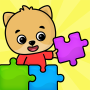 icon Puzzle games for kids & toddlers
