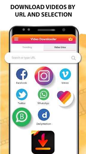 All Video Downloader 2021 - Faster Download Videos