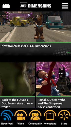LaunchDay - Lego Dimensions