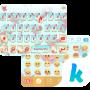 icon Flowers Emoji Kika Keyboard