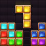 icon block puzzle jewel
