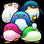 icon Penguin Life