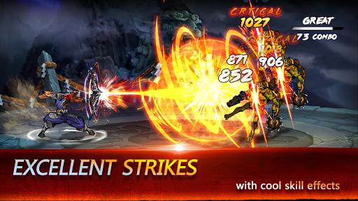 Ninja Hero - Epic fighting arcade game