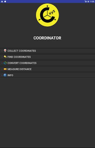 Coordinator-Collect Coordinate