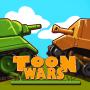 icon Toon Wars: Battle tanks online