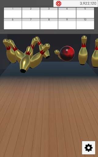 RealisticBowling3D -Free-