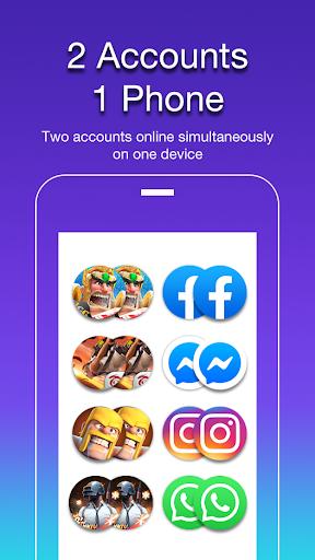 Multiple Accounts: 2 Accounts
