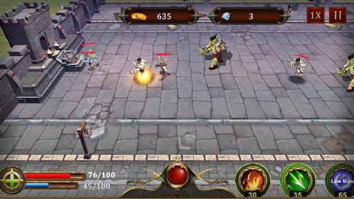 Castle Defense 2017 - Tower Defense Game